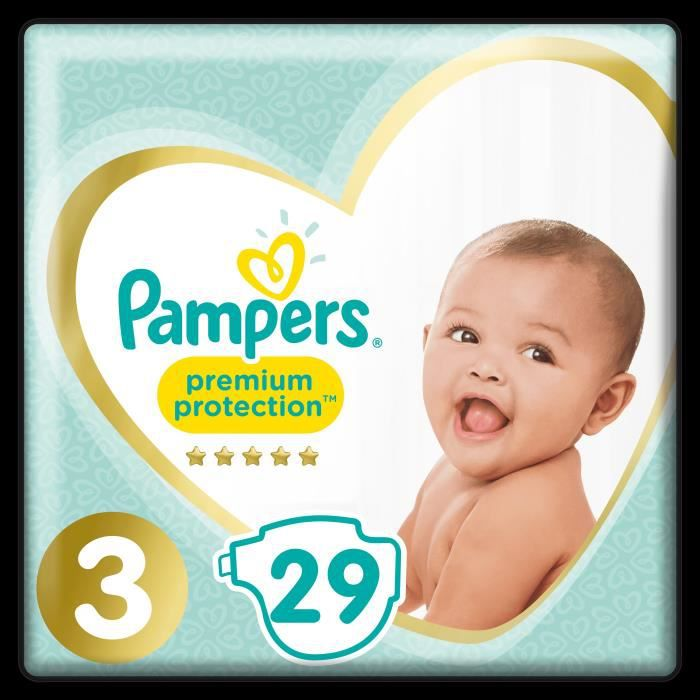 COUCHE Couche new baby x 29 Pampers