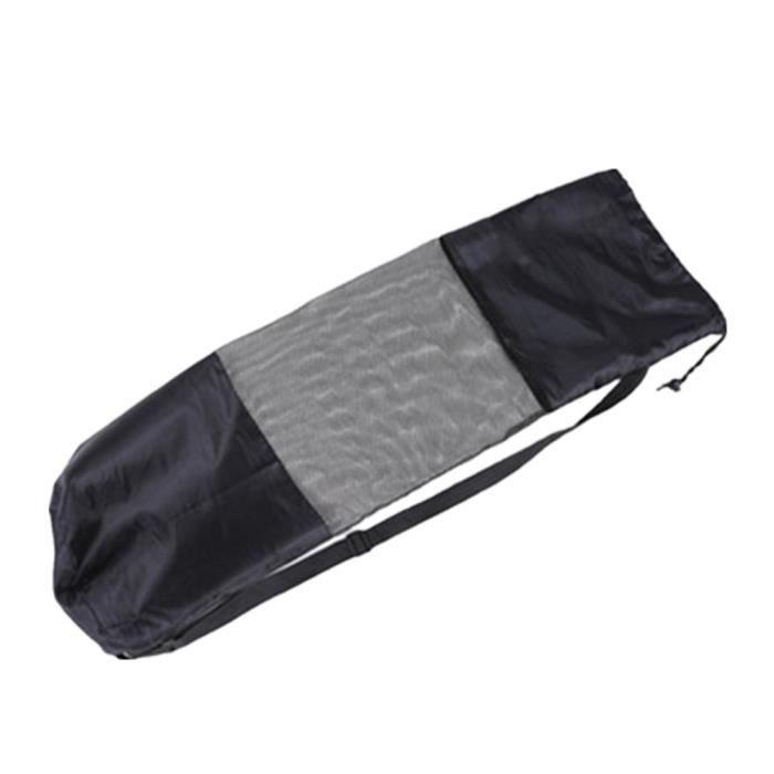 Tapis de yoga Sac Yoga Portable Mat Sac de transport en nylon lavable réglable Sangle Carry @sahahhj259