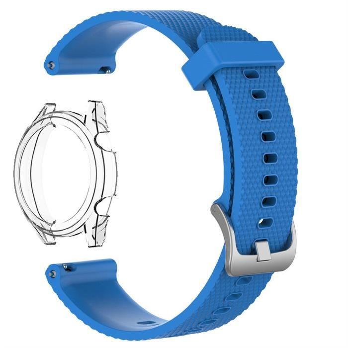bracelet de montre vendu seul Bracelet en silicone de rechange pour bracelet de montre de sport pour montre Huawei GT 46MM