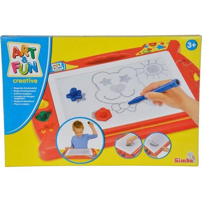 Simba Toys 106334024 Ardoise magique