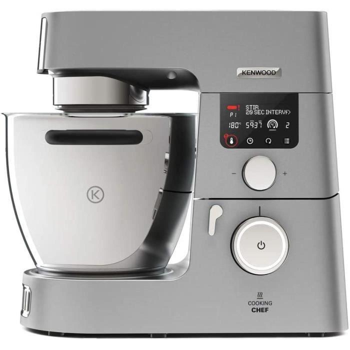 MULTIFONCTIONS Kenwood Cooking Chef Gourmet KCC9060S Robot P&acirctissier Multifonction Cuiseur avec Induction 20–180 &degC120