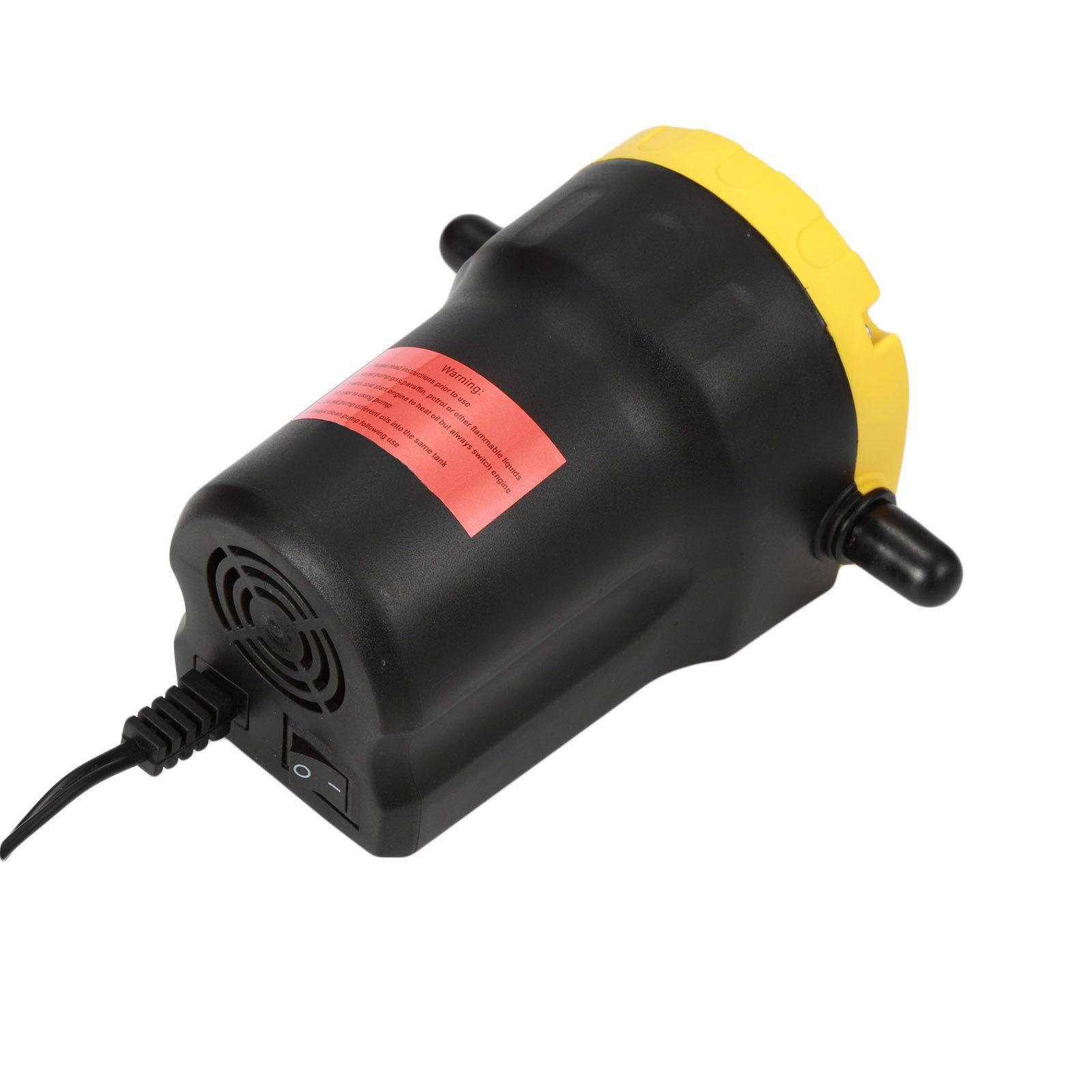 Pompe de vidange huile moteur par aspiration 12V D022D4