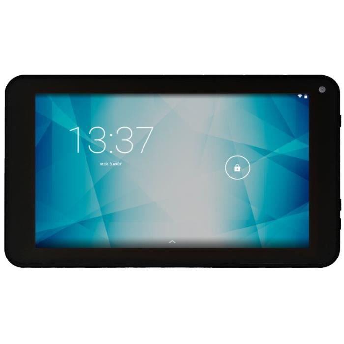 Konrow K Tab 701x Tablette Android 6 Marshmallow Ecran 7'' 8Go Wifi Noir