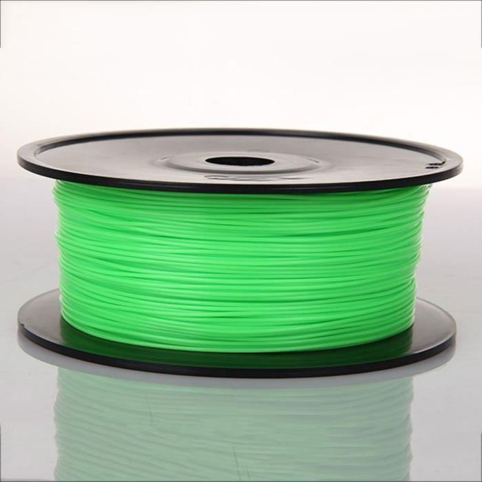 Filament Pla 1.75mm 3D Matériaux d'imprimante Fluo