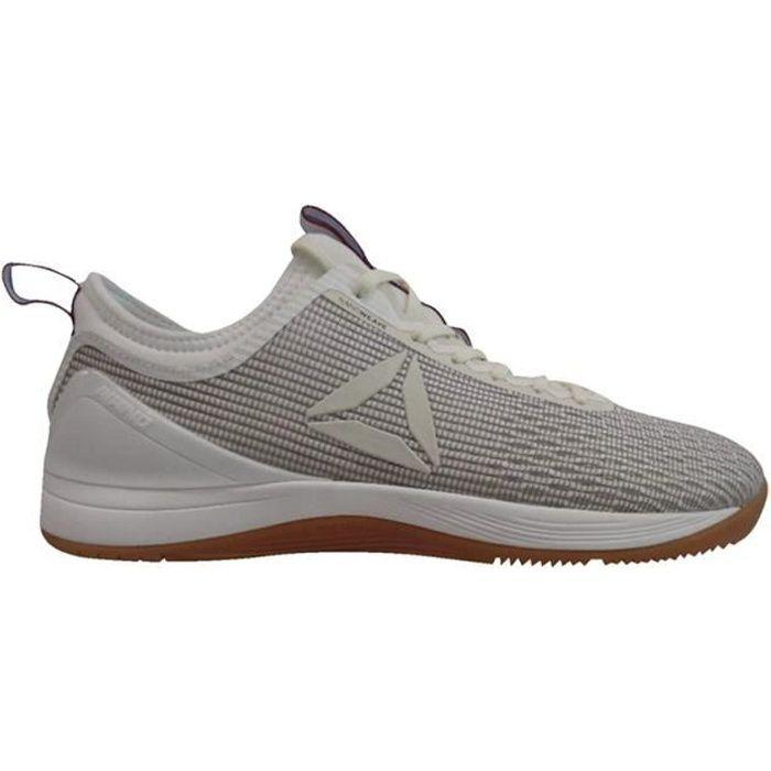 Chaussures Reebok CrossFit Nano 8.0 blanc gris