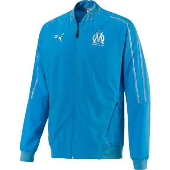 Veste woven Olympique de Marseille 2018/2019