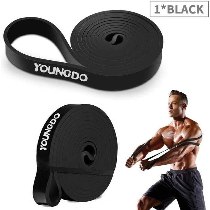YOUNGDO Bande Élastique Fitness, Elastique de Sport Musculation