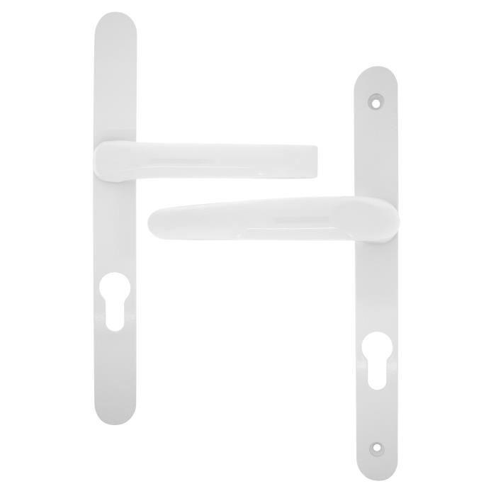 Nouveau PVCU Chrome poignée de porte chaque