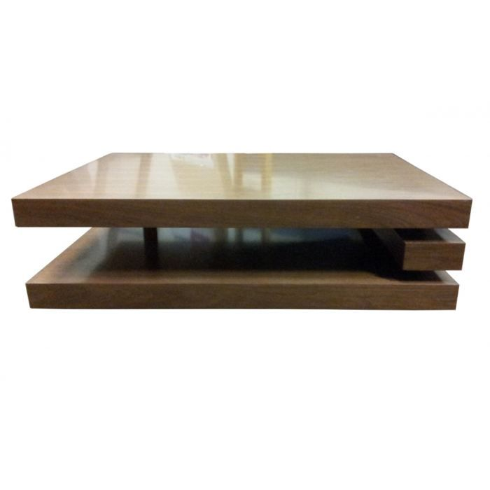 Table basse verre trempe conforama