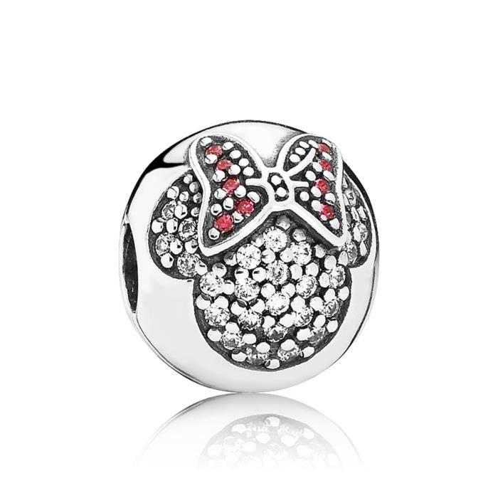 Pandora charm disney minnie pavee 791450CZ