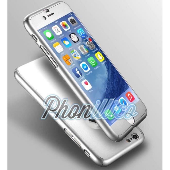 coque verre trempe iphone 6