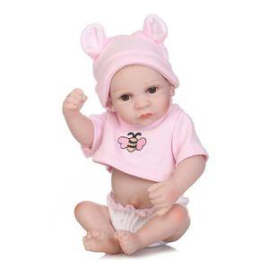 POUPON Réaliste poupée bébé 27cm nouveau-né poupée enfant