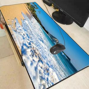 PACK CLAVIER - SOURIS Grantaille 400X900X3MM photographie Art paysage ma