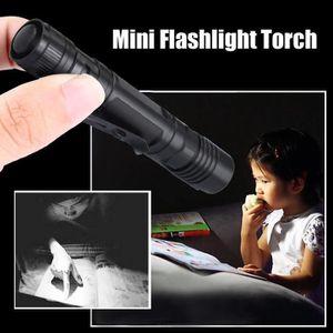 LAMPE DE POCHE Q5 LED lampe de poche Clip Mini lampe de poche lam
