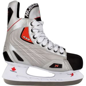 PATIN À GLACE Patins de hockey sur glace polyester taille 40 338