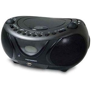 RADIO CD CASSETTE 477135 Radio - Lecteur CD - MP3 Portable Bluetooth