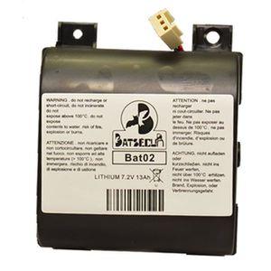 Batterie Compatible Alarme Logisty Batli04 Bat04 3,6 v 2,7Ah