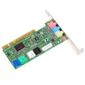 CARTE SON INTERNE Carte Son Creative Labs Dell 0088GF CT5807 PCI 1x
