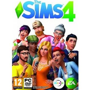 JEU PC The Sims 4 PC/MAC