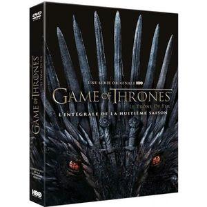 DVD SÉRIE GAME OF THRONES - SAISON 8 - DVD