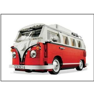 ASSEMBLAGE CONSTRUCTION Lego 10220 Le camping-car Volkswagen T1