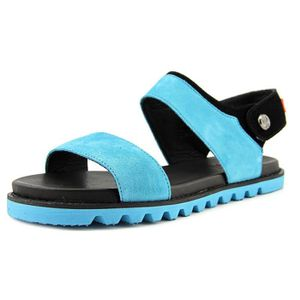 BOTTE Hunter Original Leath Sandal Femmes Daim Sandale d