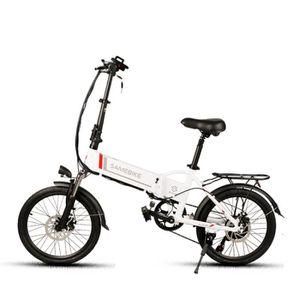 VÉLO PLIANT Vélo électrique E-Scooter Cyclomoteur 20LVXD30&48V