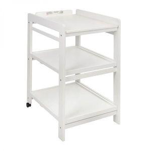TABLE À LANGER Table à langer Quax Comfort Blanc