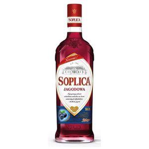 VODKA SOPLICA Vodka aux myrtilles 32% 0.5l