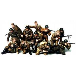 KIT MODÉLISME Tamiya Maquette - 35207 - Infanterie D'assaut Russ
