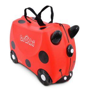 VALISE - BAGAGE TRUNKI Valise Porteur à roulettes pour enfants-