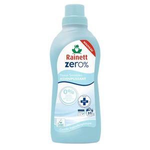 ADOUCISSANT RAINETT Assouplissant Ecolabel Zero% - 750 ml