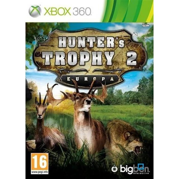 hunter 39 s trohpy 2 europe jeu xbox 360 achat vente jeux xbox 360 hunter 39 s trohpy 2 europe. Black Bedroom Furniture Sets. Home Design Ideas