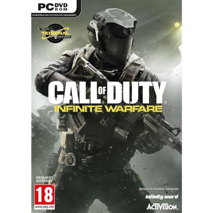 Call of Duty Infinite Warfare: Edition Reissue Jeu PC