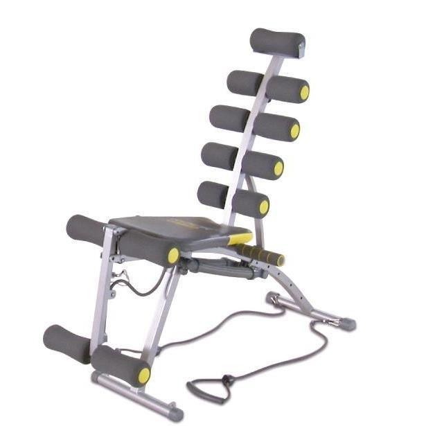 Rock Gym - 6-in-1 formateur corporel total