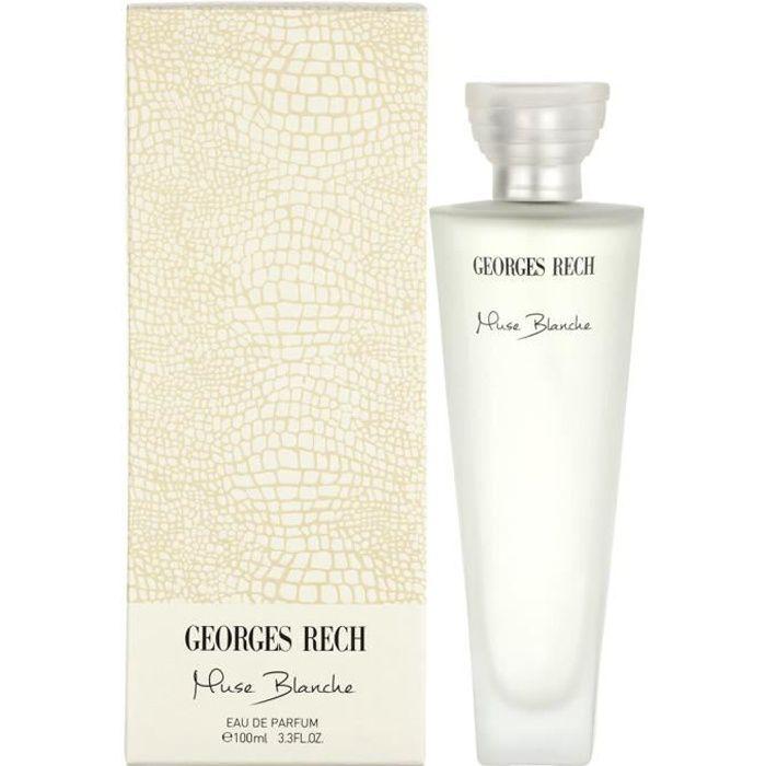 MUSE BLANCHE Georges Rech Eau de parfum 100ML