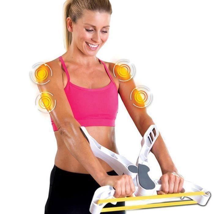 Wonder Arms, Appareils Bras De Fitness Entraînement Du Haut Du Corps Machine Home Programme D'Exercice – Lift Seins Et Ton Bras