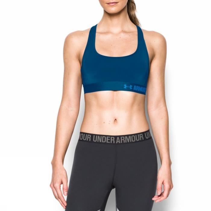 UNDER ARMOUR Brassière Crossback Femme