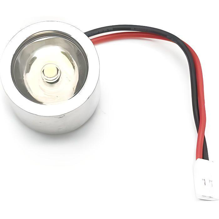 Pièces détachées Trottinette électrique Surpass 8 PRO (E8.3) Feu avant.