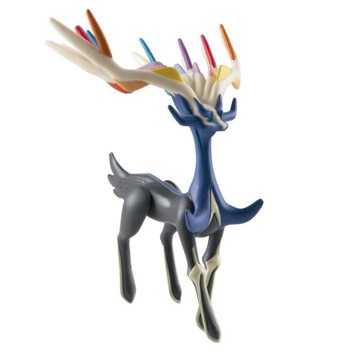 Figurine Miniature TOMY Choix Figure légendaire de Pokémon APUX3