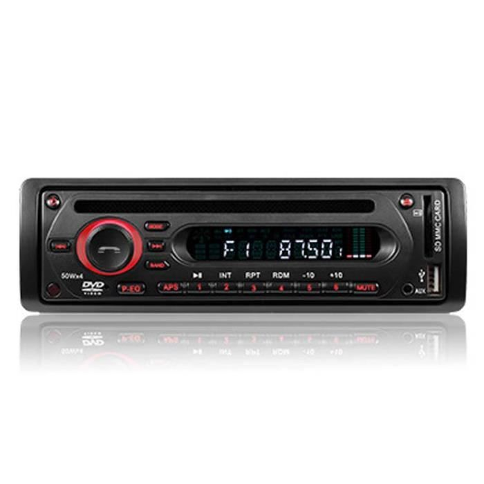 autoradio lecteur dvd de voiture bluetooth mains libres achat vente autoradio autoradio. Black Bedroom Furniture Sets. Home Design Ideas