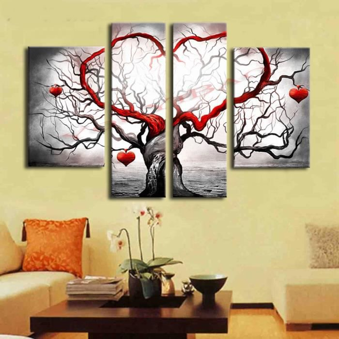 arbre de vie decoration murale excellent arbre de viestickers muraux animaux vue n l with arbre. Black Bedroom Furniture Sets. Home Design Ideas