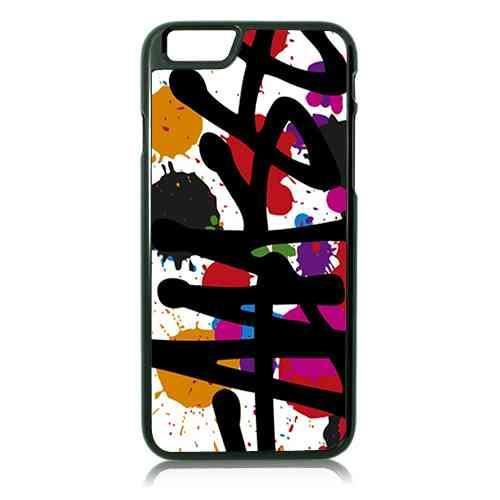 coque iphone 6 graff plastique ou silicone plast