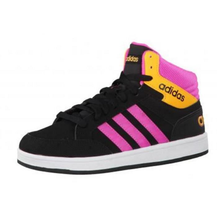 Chaussures adidas neo fille - Cdiscount basket enfant ...