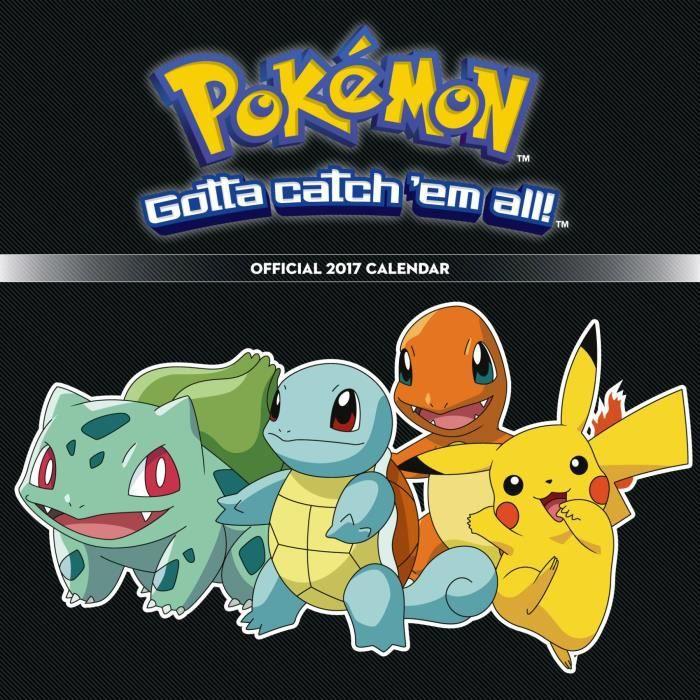 Calendrier De Lavent Pokemon 2020.Calendrier Pokemon