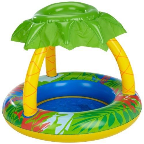 Happy people b b singe piscine 100x80cm achat vente for Video bebe a la piscine