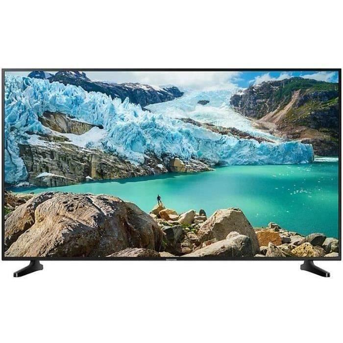 "Téléviseur LED SAMSUNG 50RU7092 TV LED 4K UHD - 50"" (125cm) - Dol"