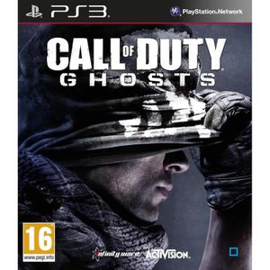 JEU PS3 Call Of Duty : Ghosts Jeu PS3