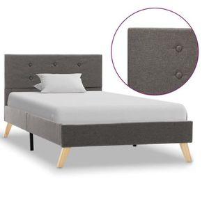 STRUCTURE DE LIT Cadre De Lit Design : Simple 90*200 Cm - Simple&Ch