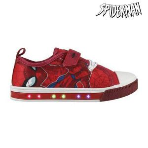 95cc28742d444 CASQUETTE Chaussures casual LED Spiderman 2093 (taille 26)